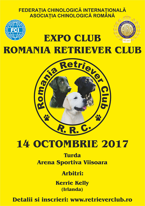 Reclama Retriever Turda 2017